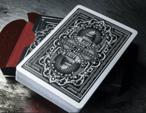 rebels playing cards