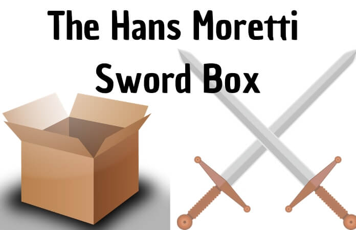 The Hans Moretti Sword Box
