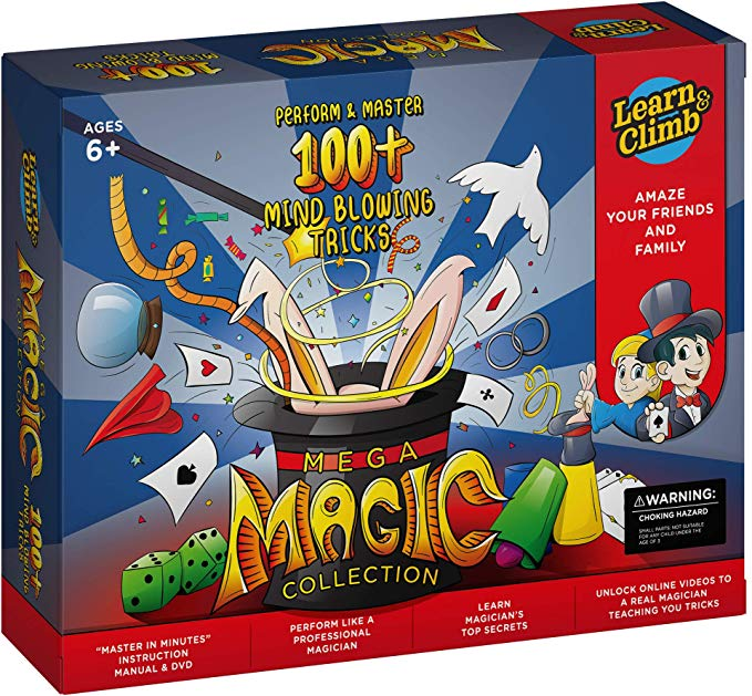 Uncle Bunny Magic Kit