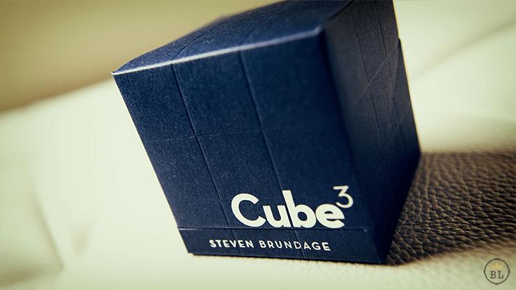 Cube 3 Magic Trick