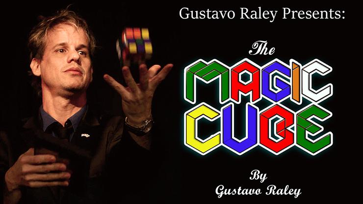 The Magic Cube magic trick