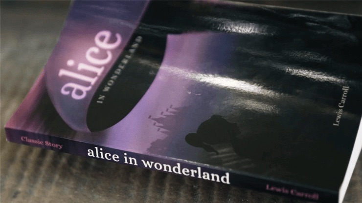 Alice in Wonderland Book Test