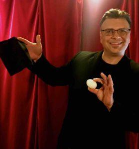 Magician Scott Alexander