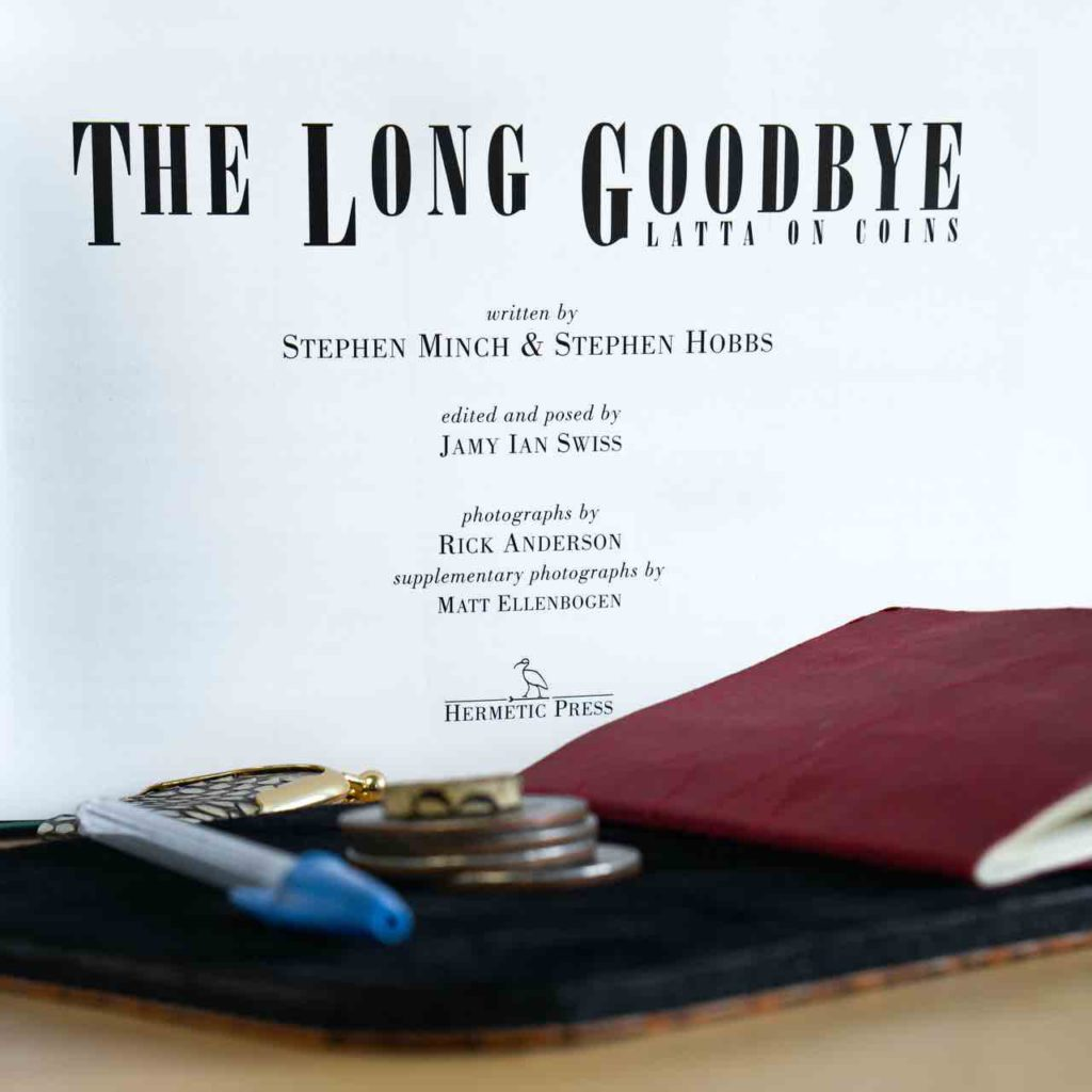 The Long Goodbye By Geoff Latta