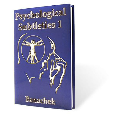 Psychological Subtleties 1 by Banachek