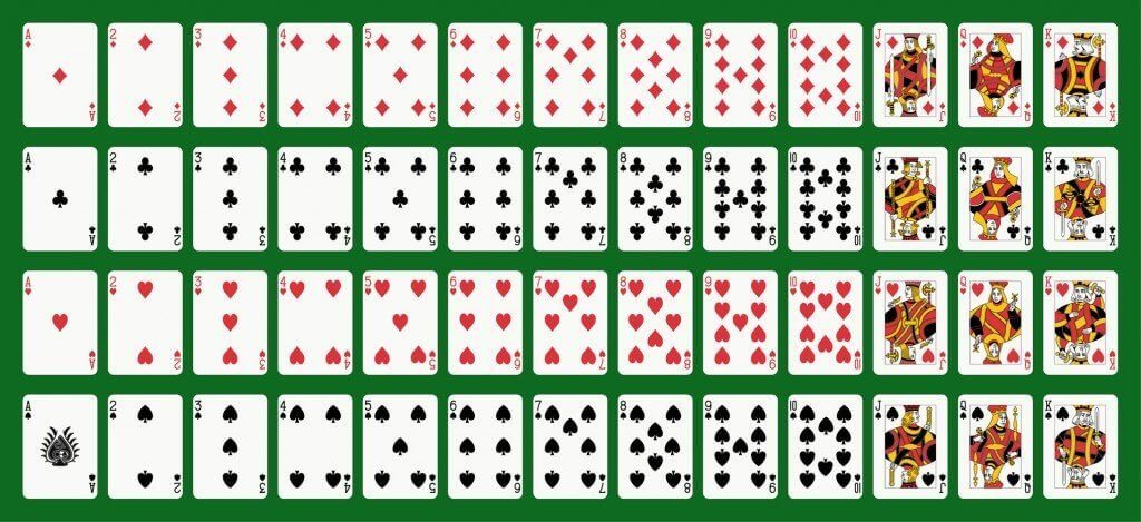 52 card deck