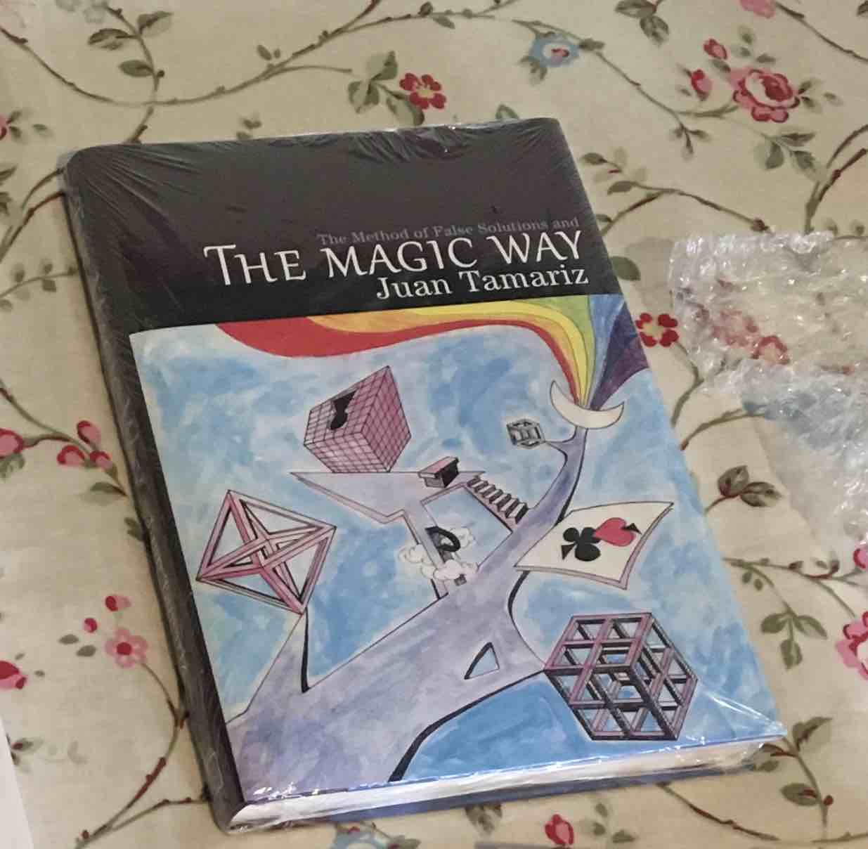 The Magic Way Book